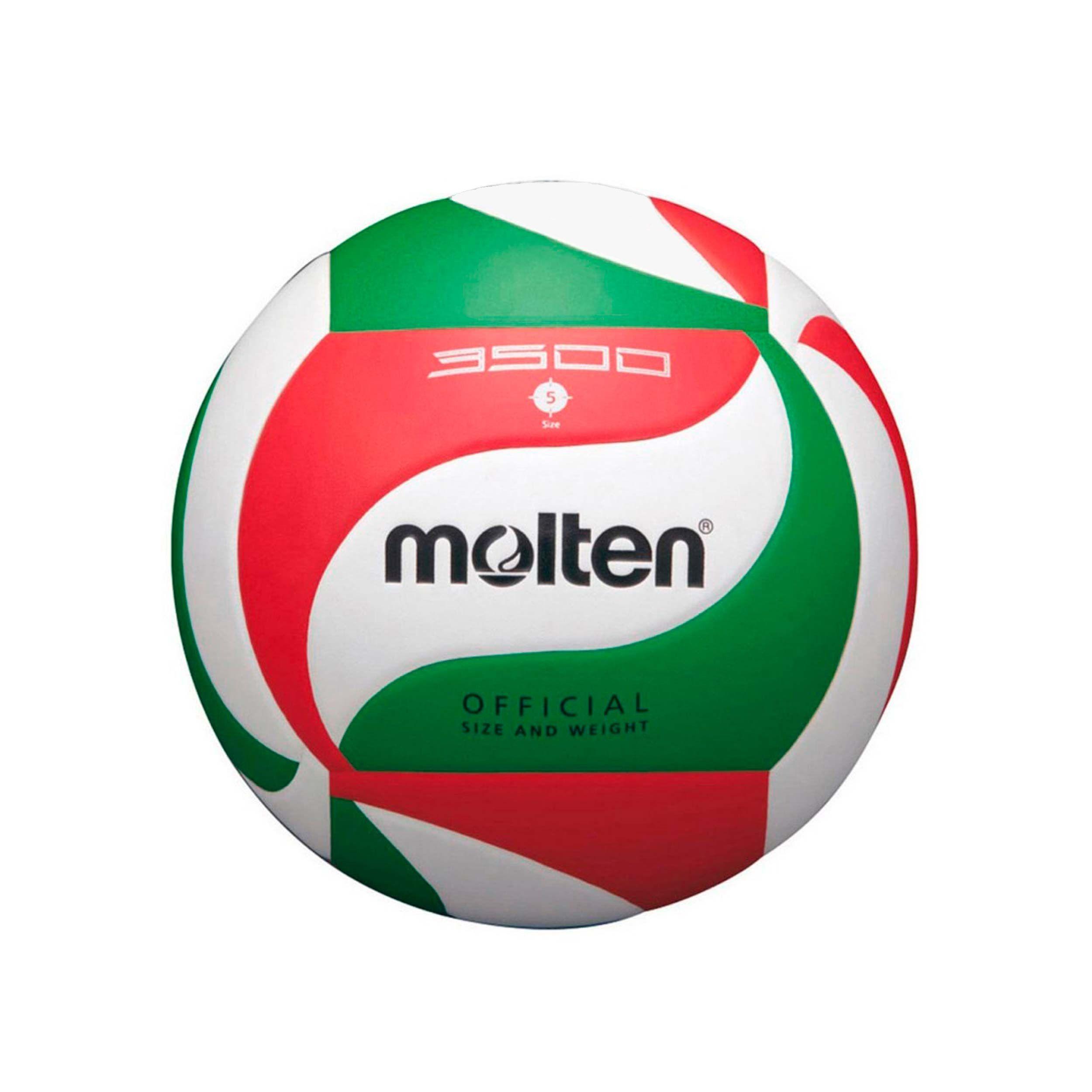 Balon De Volleyball 5 V5m 3500 Marca Molten Voleibol Balones Balones Molten