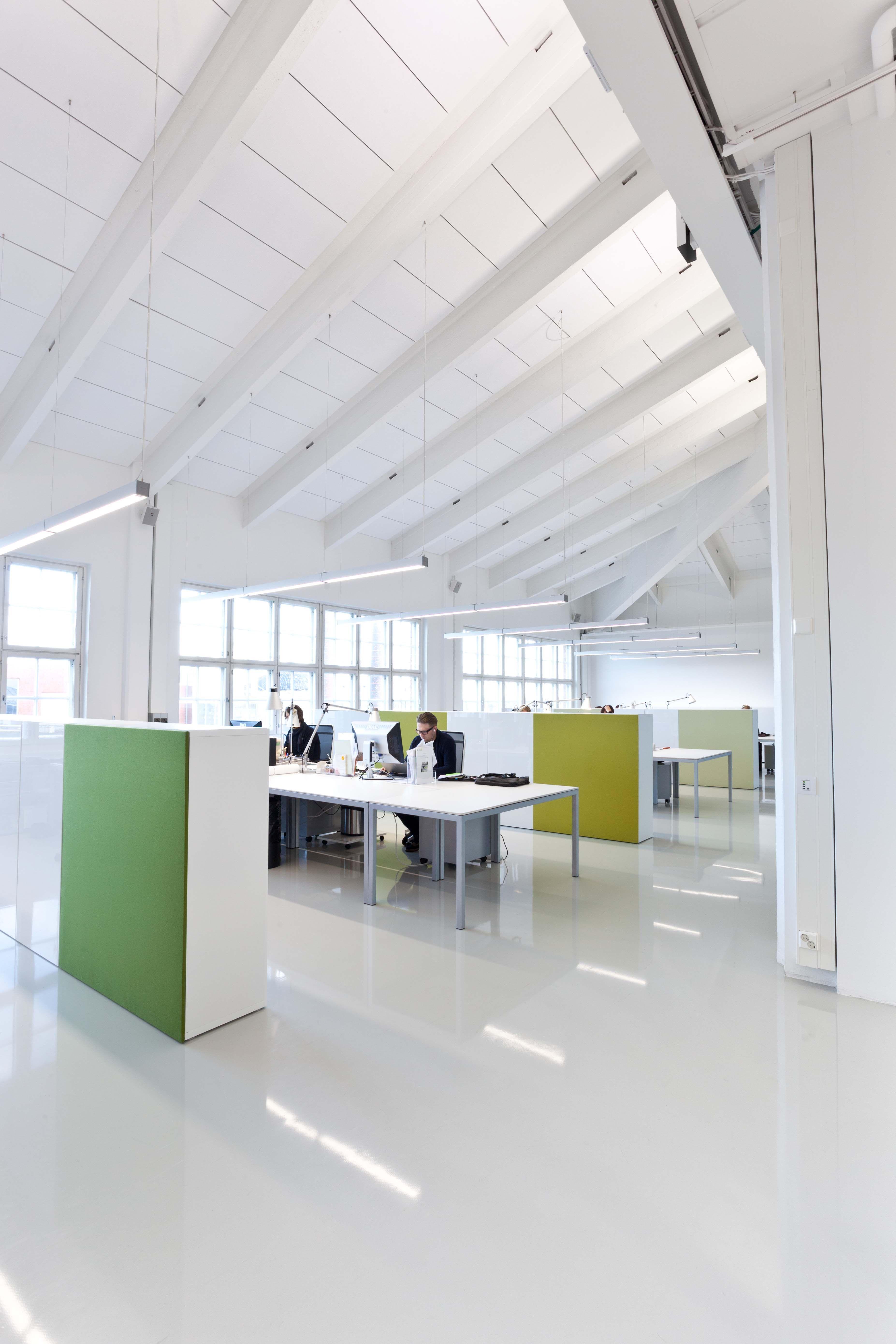 new office designs. pentagon design\u0027s new office in helsinki designs