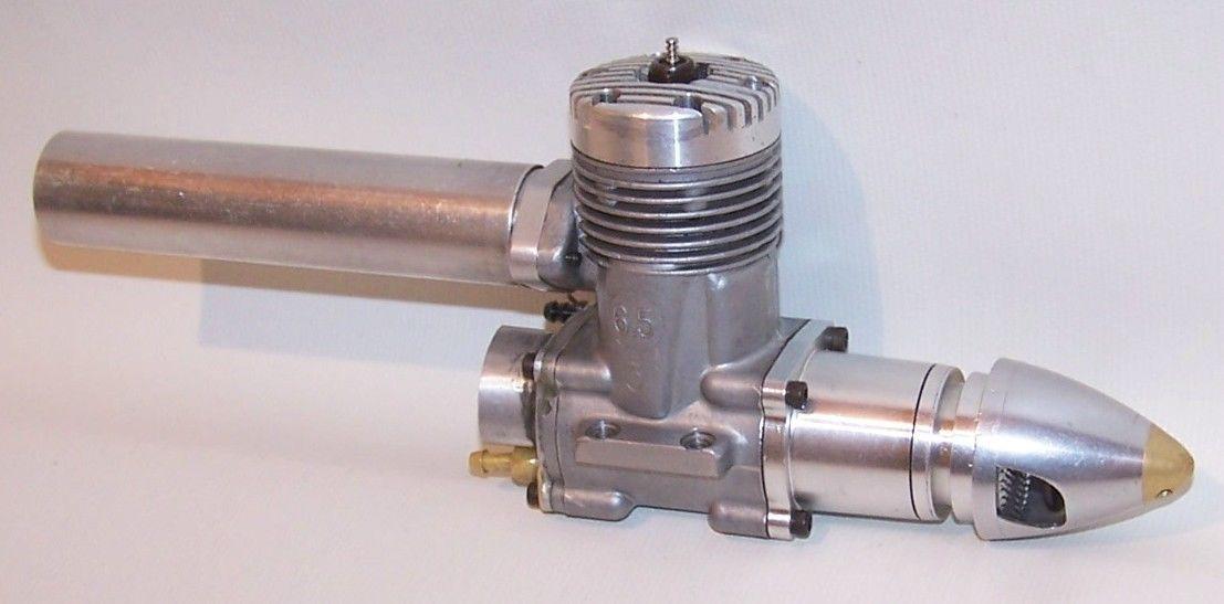 K B 6 5cc 40 R C Pylon Racing Model Airplane Engine W Mini