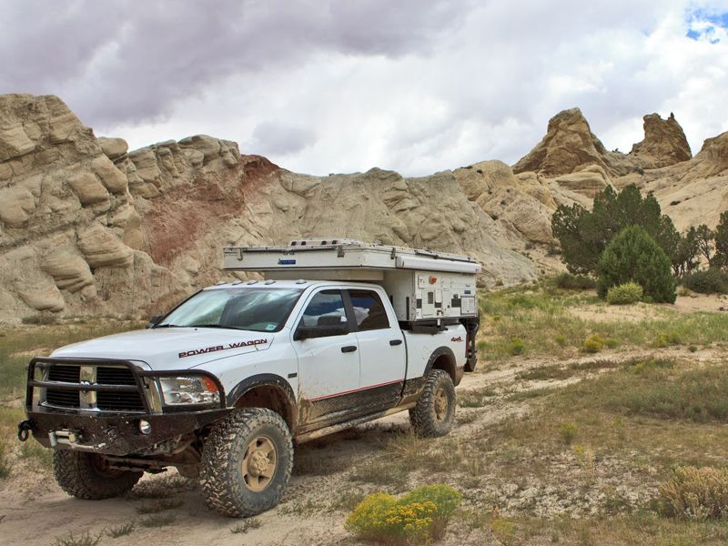 Aluminess Products Dodge Power Wagon 20102014 Front