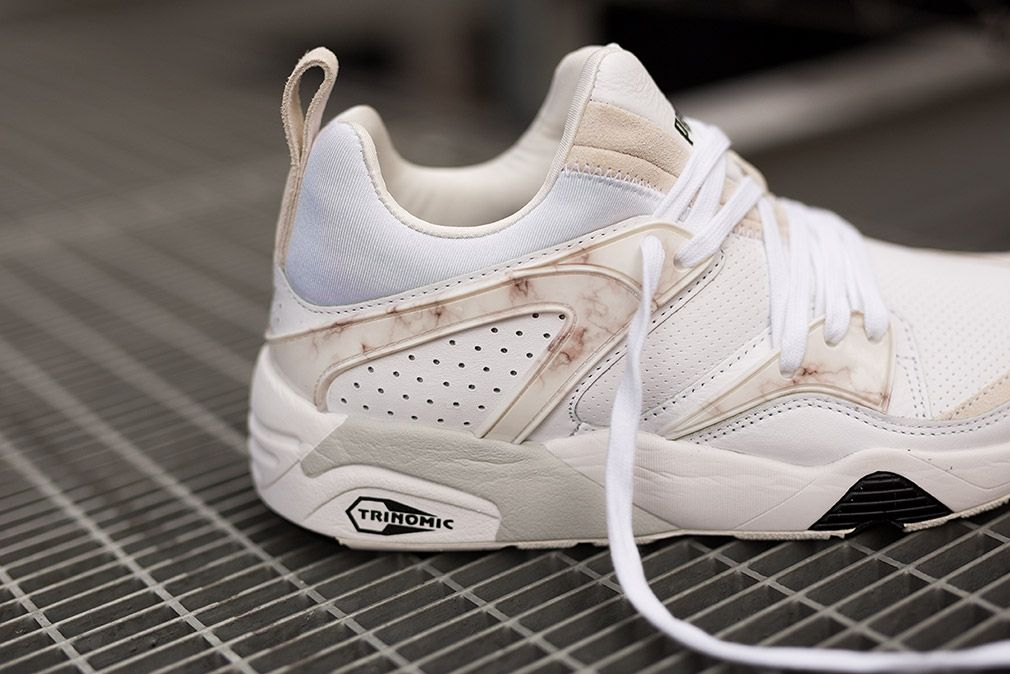 Puma – Blaze Of Glory 'Marble Pack' (white / beige)