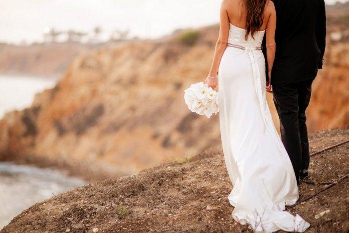 An Intertwined Event: Modern Wedding at Terranea