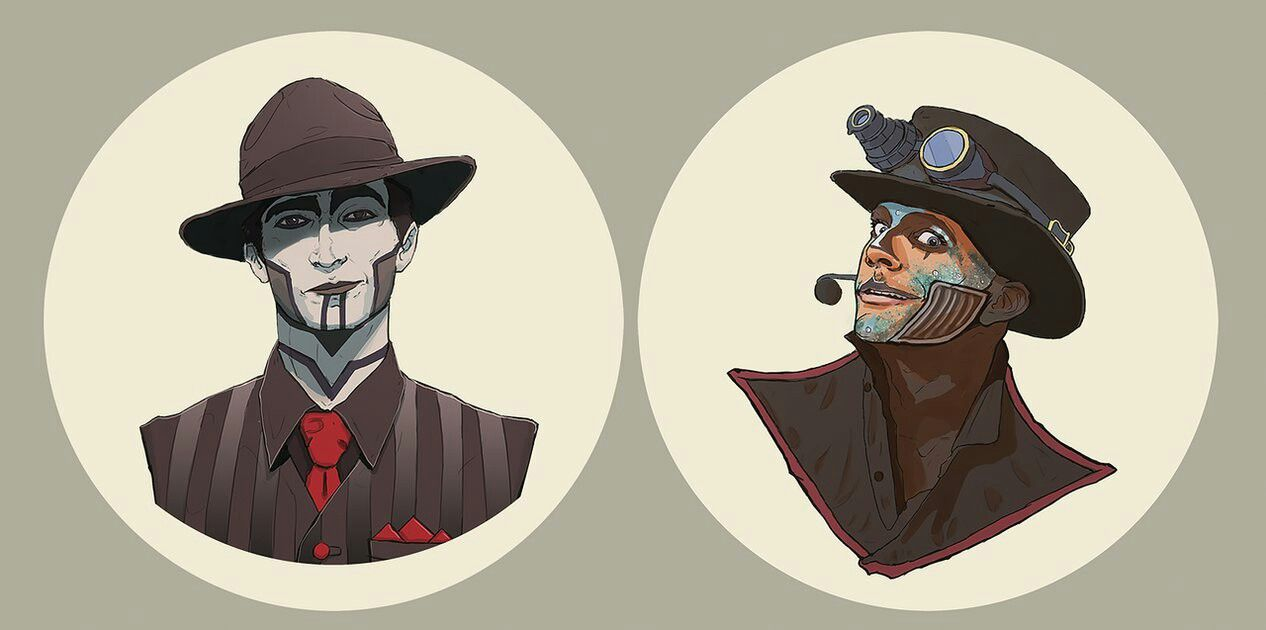 Steam Powered Giraffe The Jon Fan Art