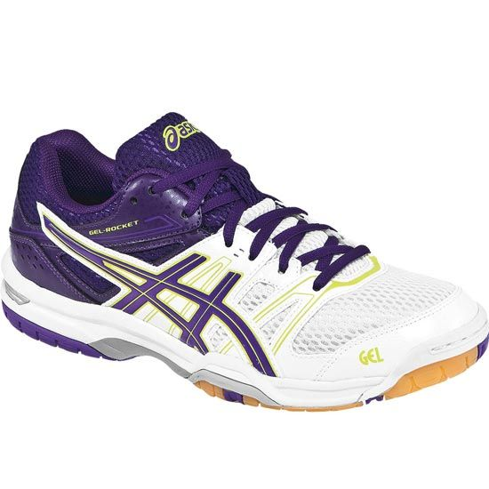 ASICS Womens Gel-Rocket 7 Volleyball Shoe