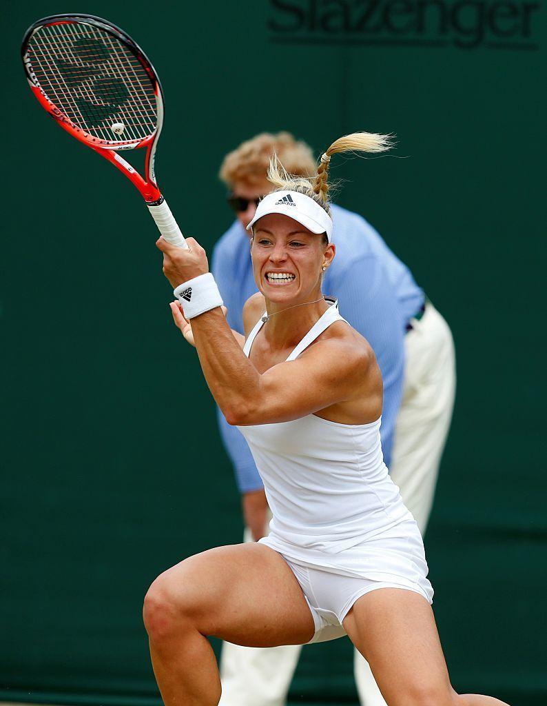Angelique Kerber Tennis Players Tennis Players Female Tennis