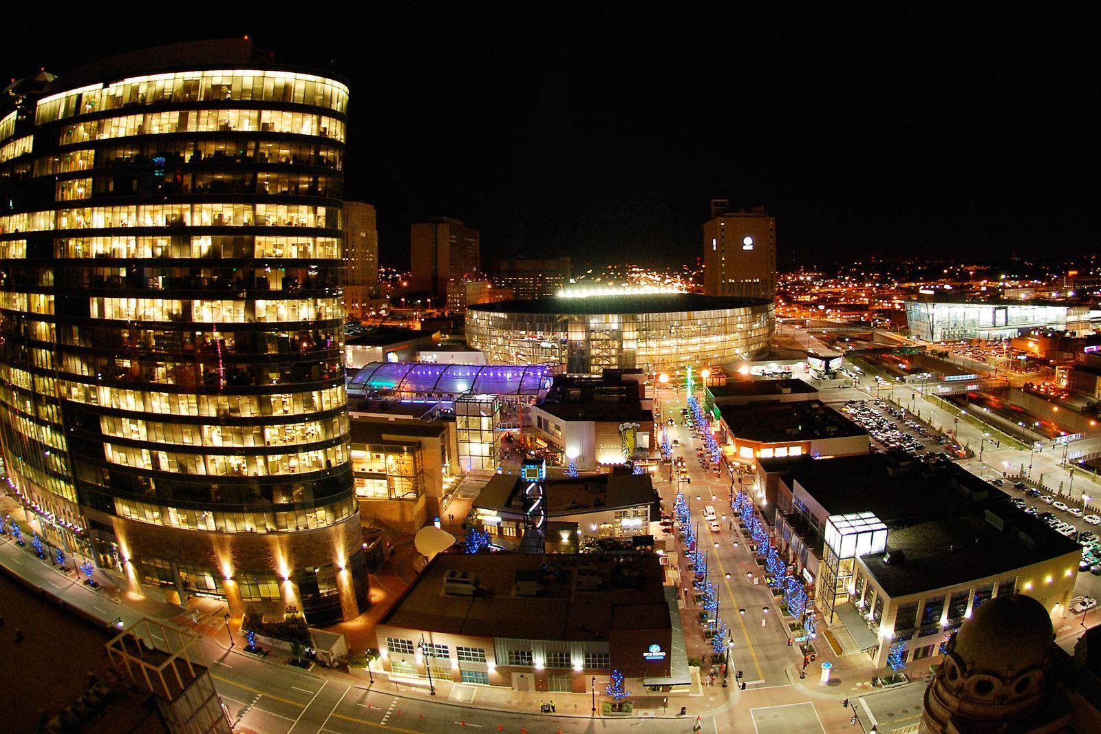 Awesome Power U0026 Light District U2013 Kansas City U2013 Young + Dring Landscape . Nice Ideas