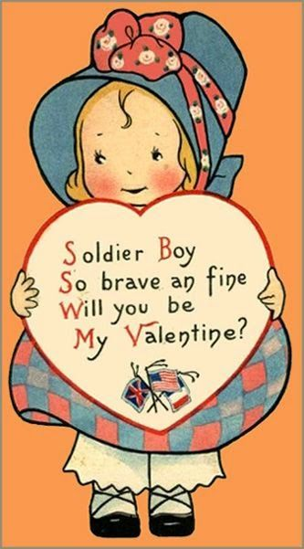Golden egg vintage sending love to soldiers a very different kind golden egg vintage sending love to soldiers a very different kind of swap m4hsunfo