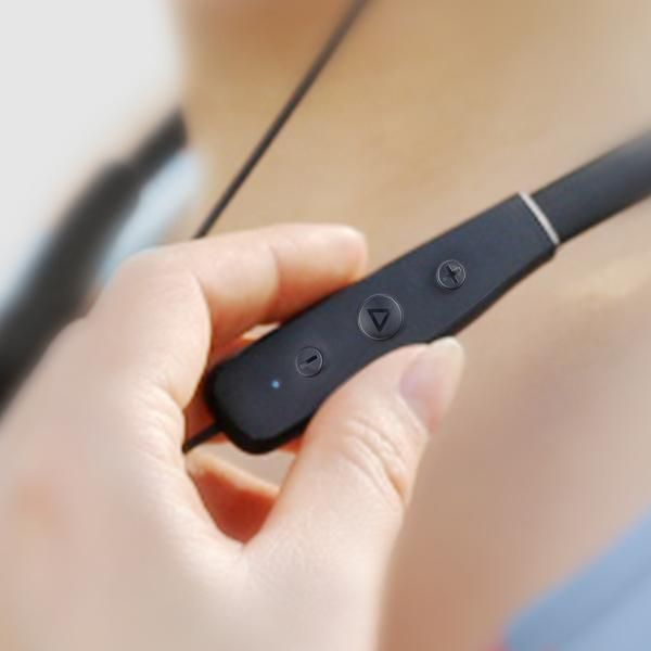f45ce7bba10 Anker SoundBuds Lite Bluetooth Headphones with Built-in Mic, Wireless  Lightweight Neckband Headset, IPX5 Water Resistant Sport Earphone