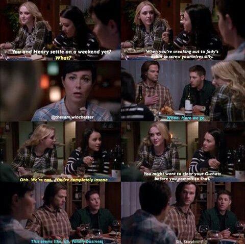 #Supernatural - Season 11 Episode 12