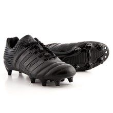Blackout adidas adipower Kakari 3.0 SG Rugby Boots  5cead189dcf5