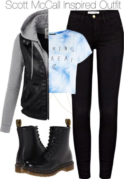 Fan Of Teen Wolf This Scott Mccall Inspired Outfit Is For