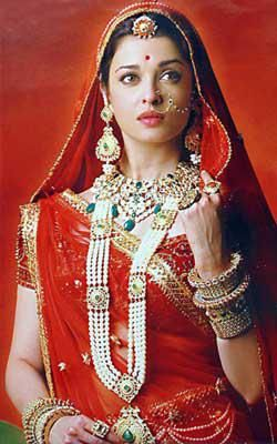 Rajasthani Rajput Bride Look Inspiration