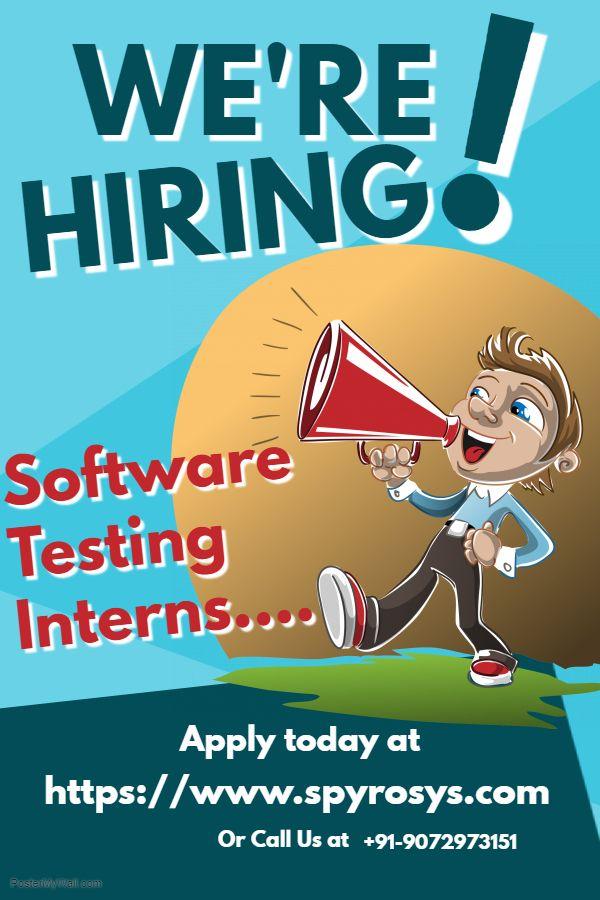 find best software testing internship in kochi for summer