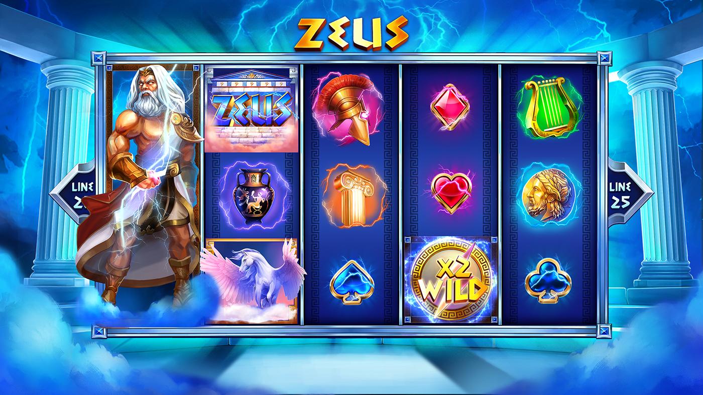 Zeus Slot Machine Online Free Play