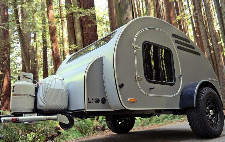 Best teardrop camper for your next offgrid adventure in