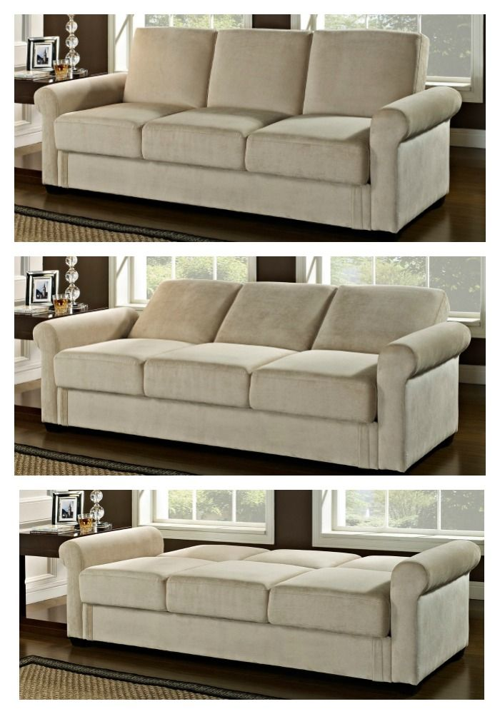Beautiful And Made To Last The Serta Dream Thomas Convertible Sofa