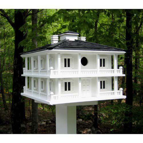 Home Bazaar Club House Birdhouse   from hayneedle.com