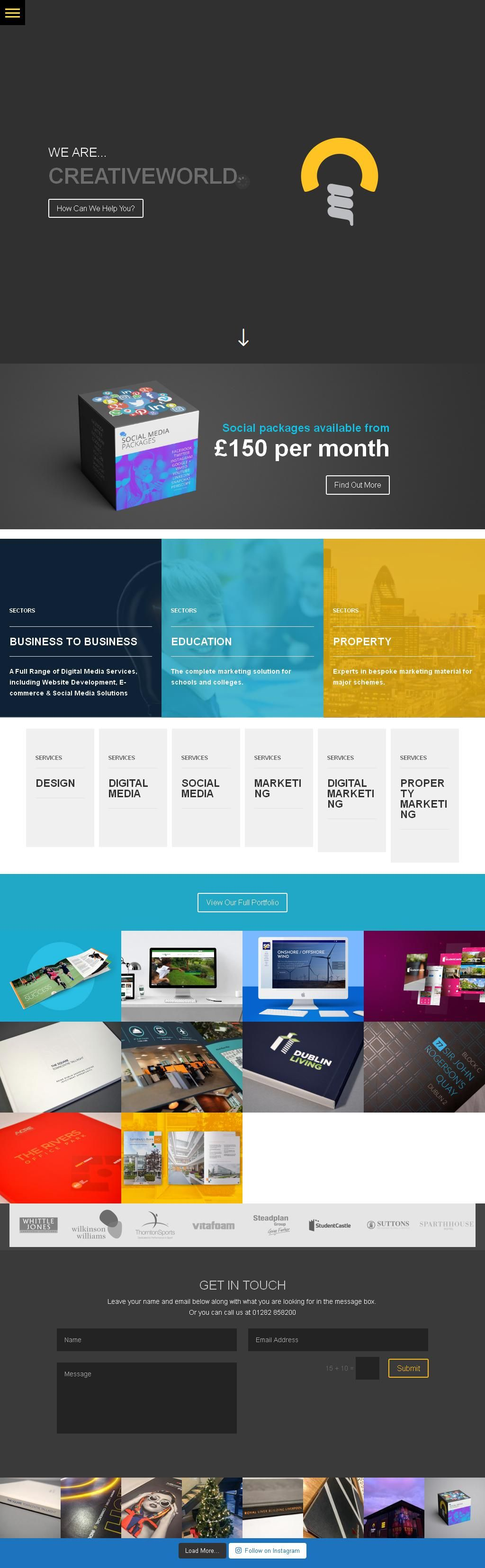 C W Advertising Agency Ltd Advertising Services Crown