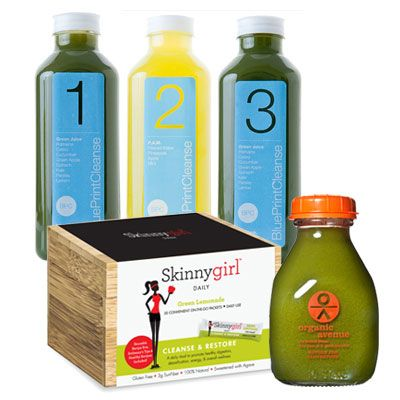 Blueprint Cleanse, Skinnygirl Daily Cleanse and other celebrity - new blueprint cleanse green