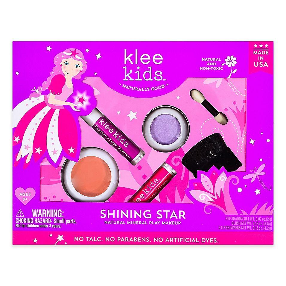 Klee Naturals 4Piece Shining Star Makeup Kit Makeup kit
