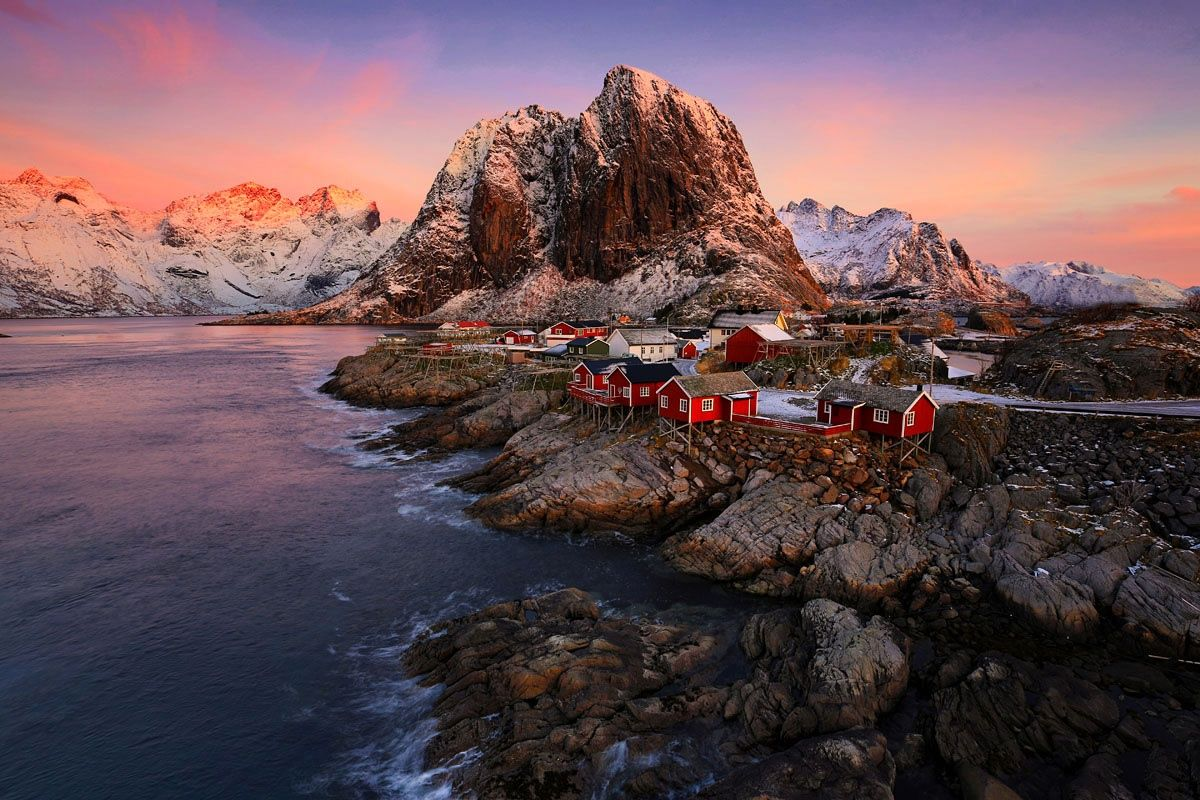"""Please   <a href=""""https://www.facebook.com/YiannisPavlis4"""">Visit me on Facebook!</a>                                                                                This is a shot from Hamnoy port in Lofoten"""