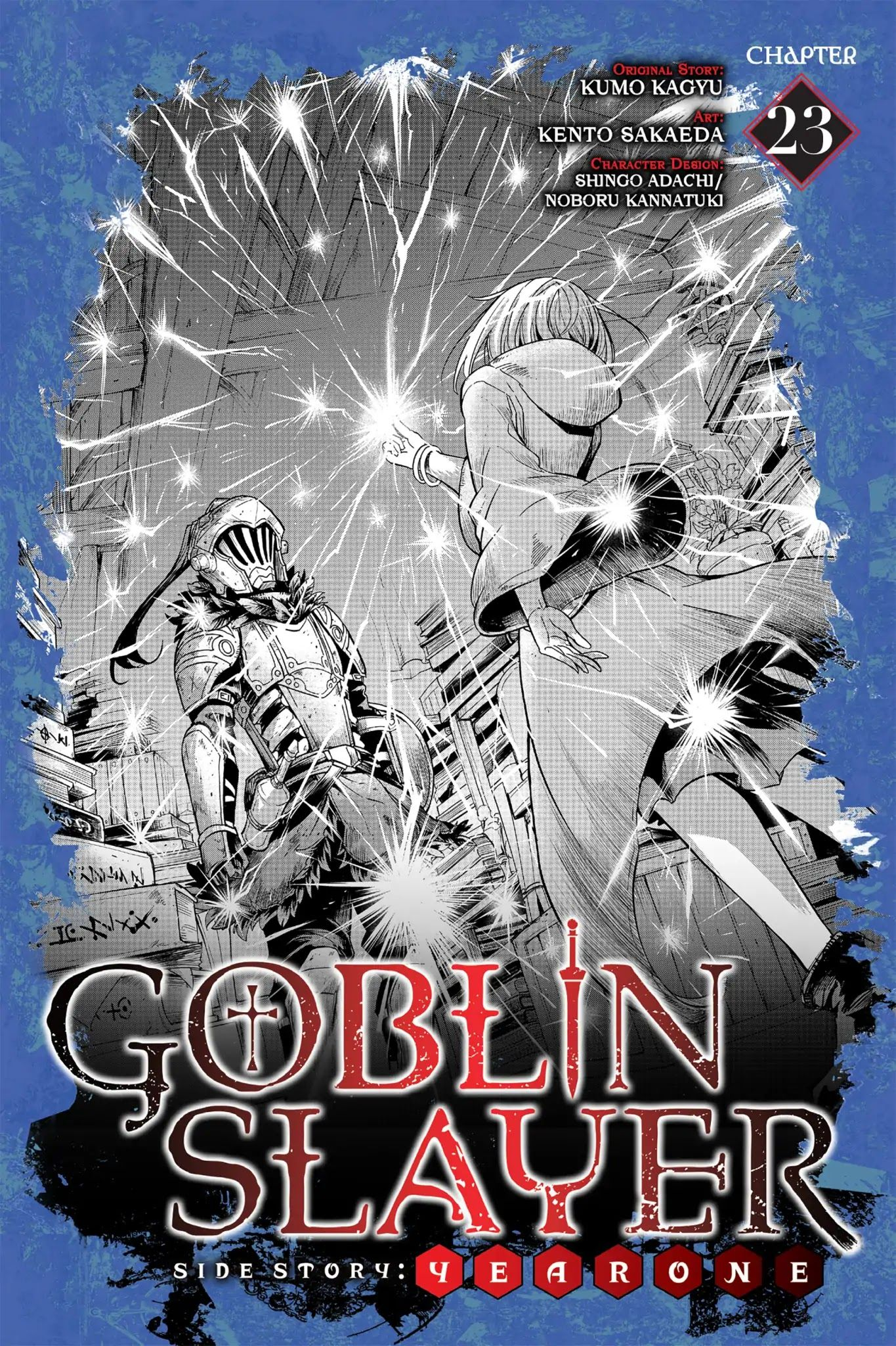 Goblin Slayer Side Story Year One Chapter 23 Page 1 Manganelo