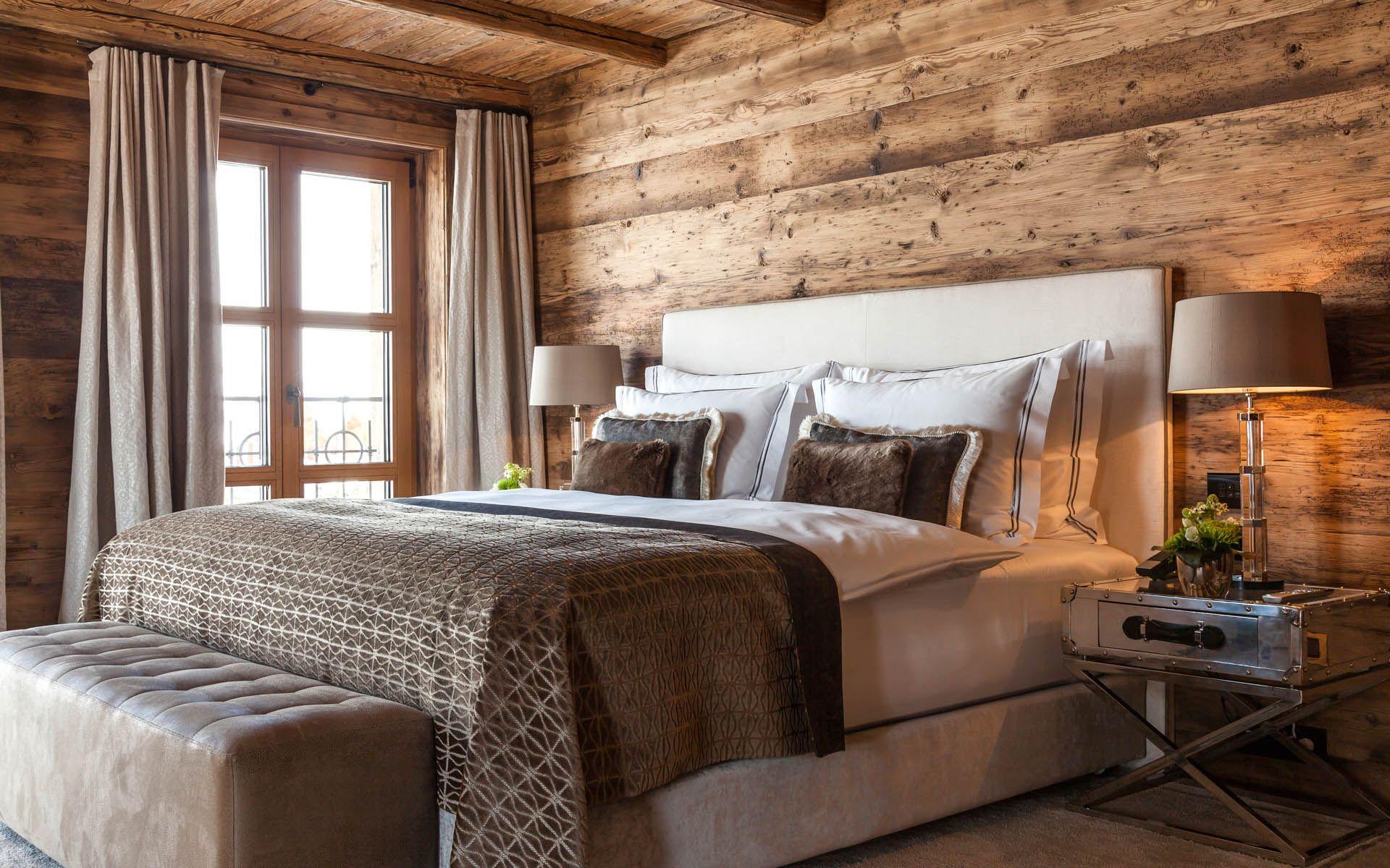 chalet | Chalets | Pinterest | Chalet, Chambres et Deco montagne