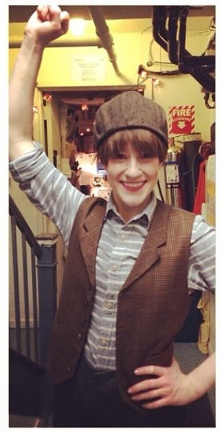 Newsies Costume Spot