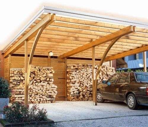 Terrazas, pérgolas, decks y cobertizos en madera - Santiago, Chile