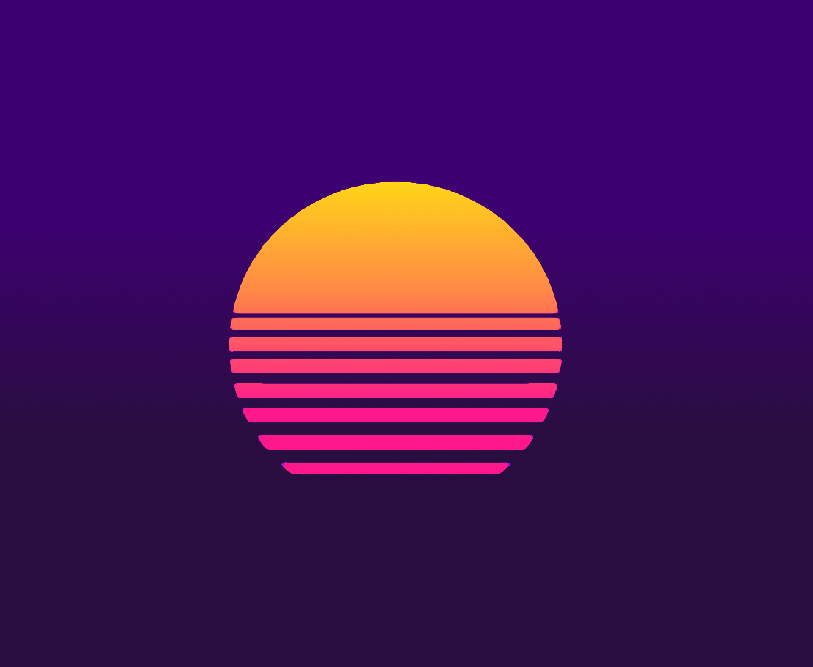 Image Result For Outrun Sun Sun Image
