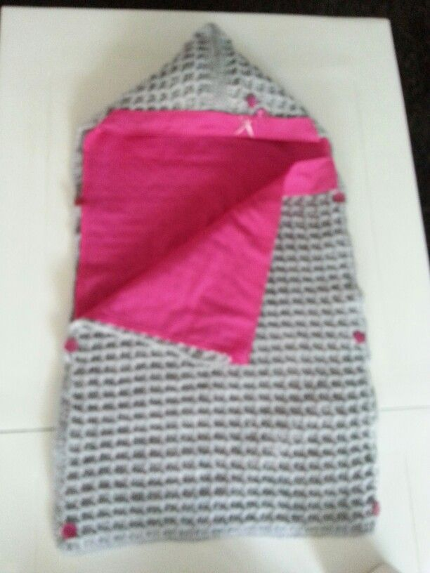 Trappelzak Wafelsteek Crochet Babies Pinterest