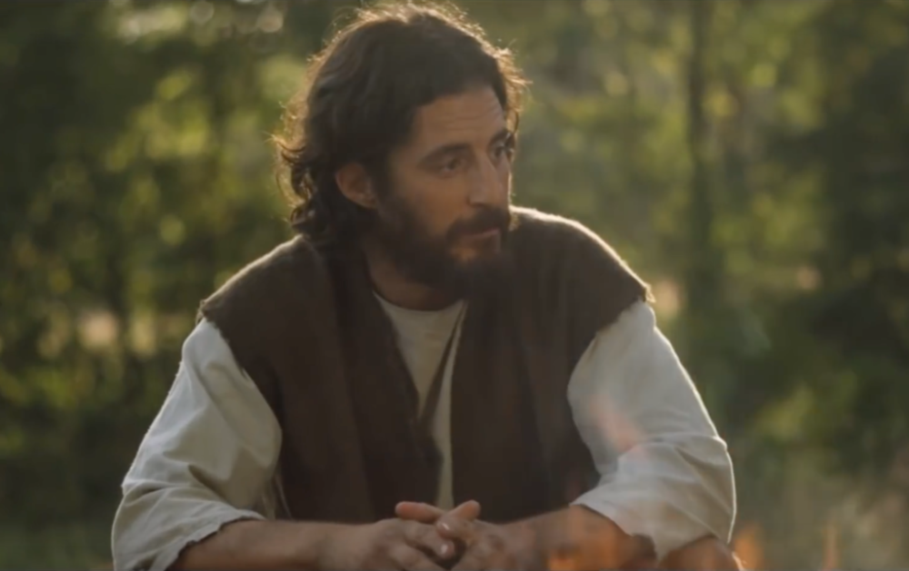 The Chosen Is Pioneering An Innovative Delivery Method With Potentially Groundbreaking Implications For Conte Jesus Is My Friend Jesus Movie Tv Series Quotes