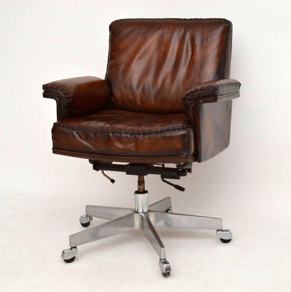 Retro Burostuhl Der Retro Sessel Im Buro Stellen Sie Eine Angenehme Atmosphare Mit Frischen Retro Burost Retro Burostuhl Coole Burostuhle Schreibtischstuhl
