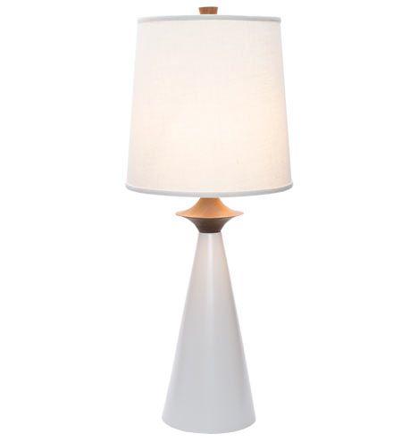Glisan Table Lamp | Collaboration b/w Caravan Pacific & Rejuvenation Lighting