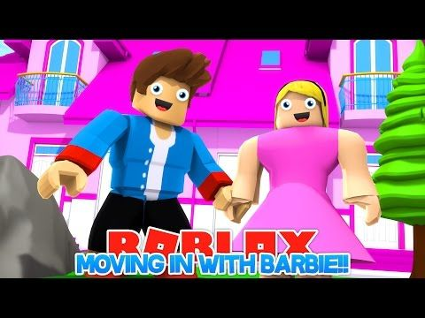 Roblox Barbie S Girlfeiend Moving Into Her Dollhouse Little