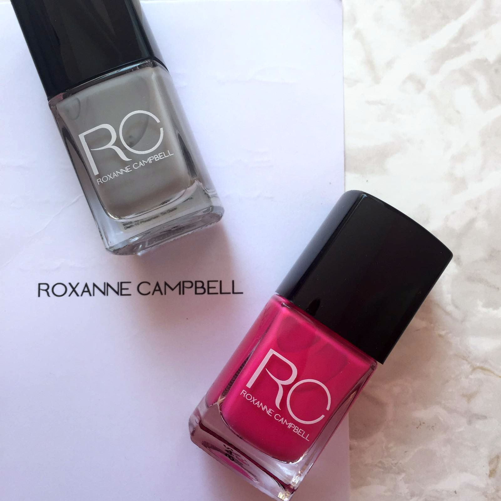 A New Nail Polish Brand - Roxanne Campbell | Nail polish brands and ...