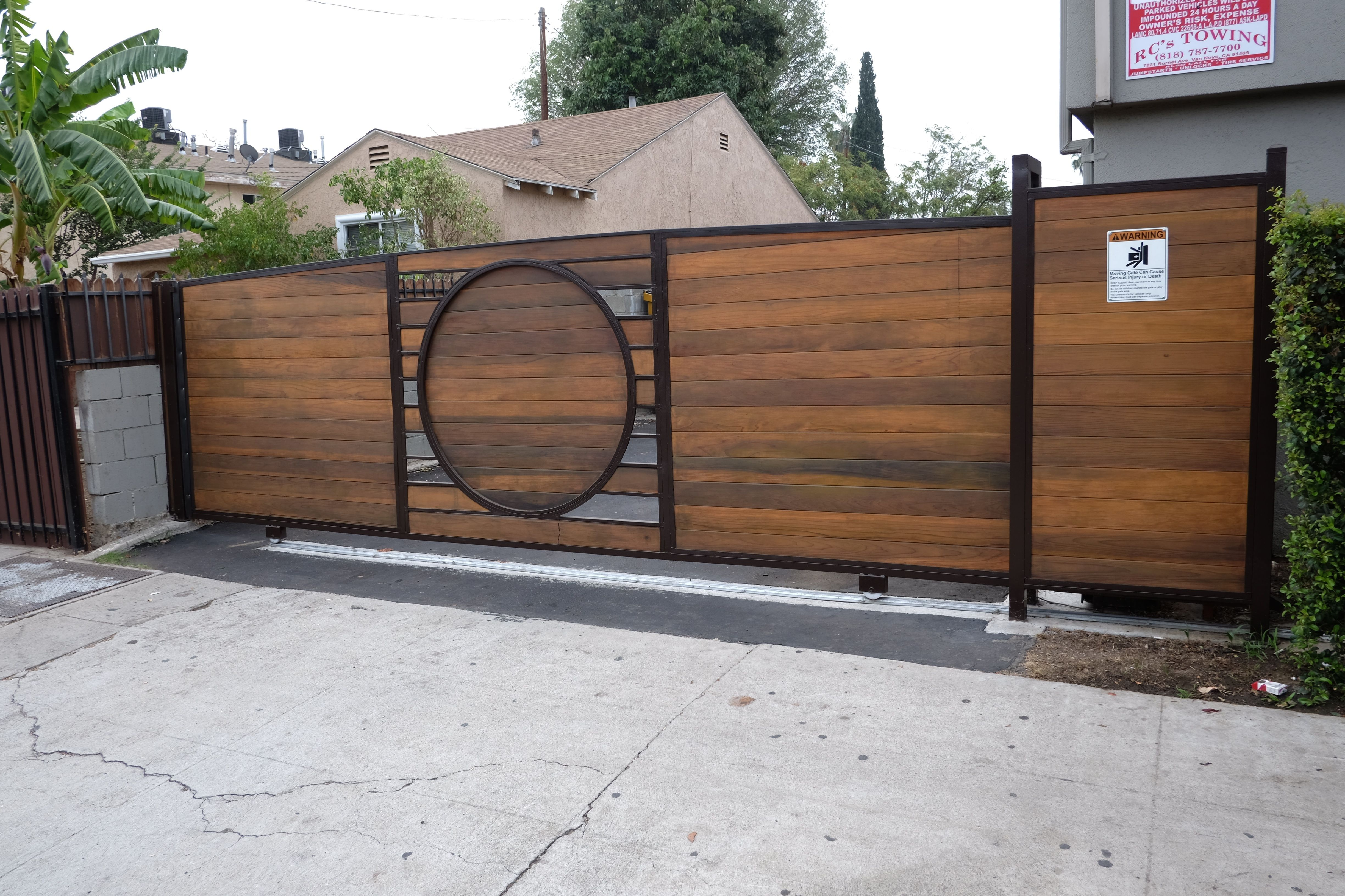 Horizontal Look Wrought Iron Gate Google Search With Images