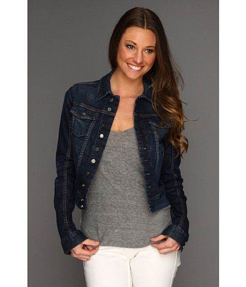 jacketers.com women denim jackets (34) #womensjackets | All Things ...