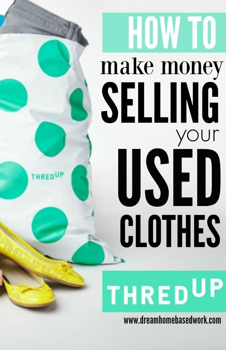 How to Make Money on ThredUp by Selling Your Used Clothes Online ...