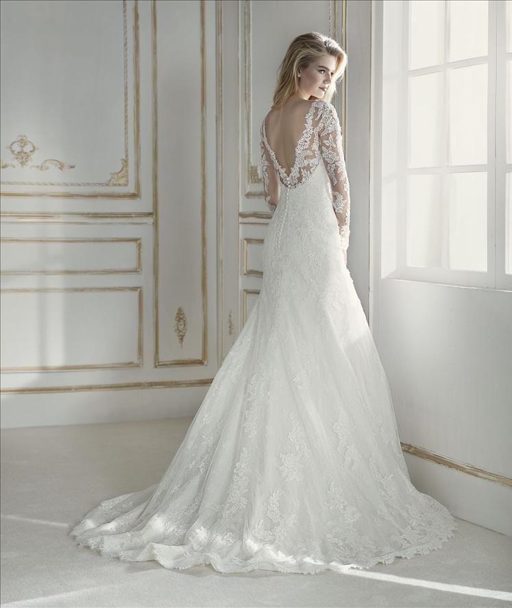 Wunderschönes Brautkleid von La Sposa Modell PATRI ...