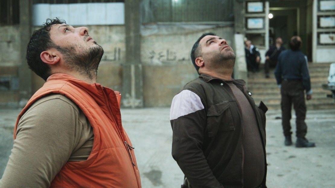 Last Men in Aleppo Last man
