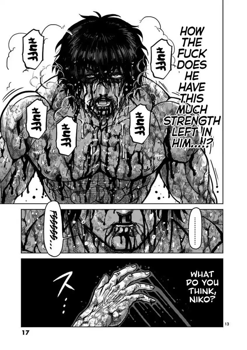 Kengan Ashura mangá Cartoon drawings, Manga anime