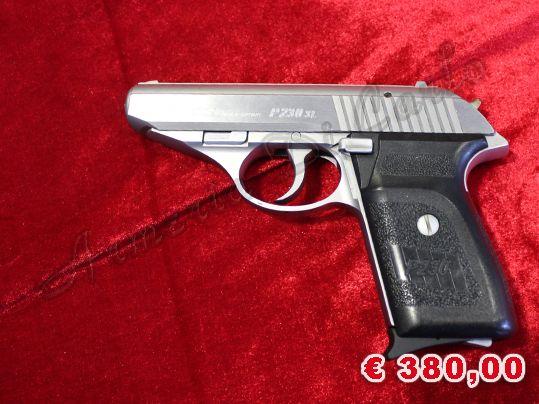 0257 - USATO http://www.armiusate.it/armi-corte/pistole/usato-0257-sig-sauer-p230-sl-380-acp-9-corto_i74623