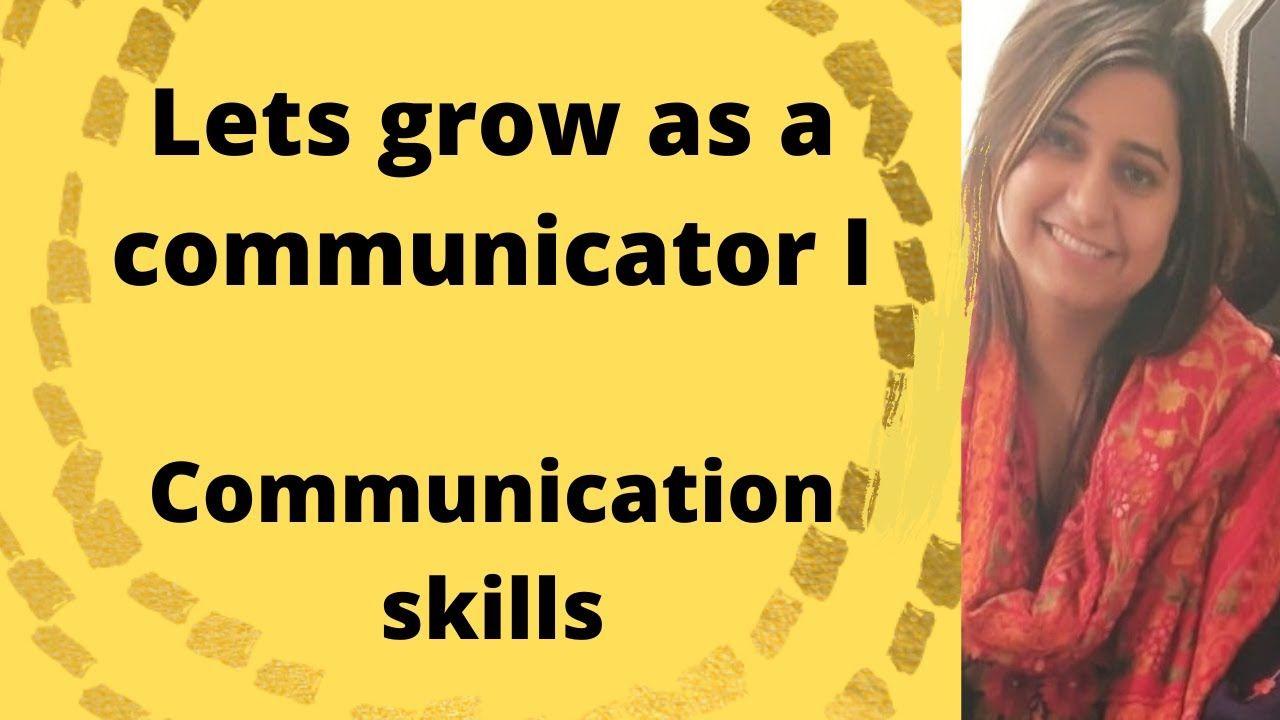 How To Be A Good Communicator I Communication Skills I Discussion I Life Improve Communication Skills Communication Skills Good Communication Skills
