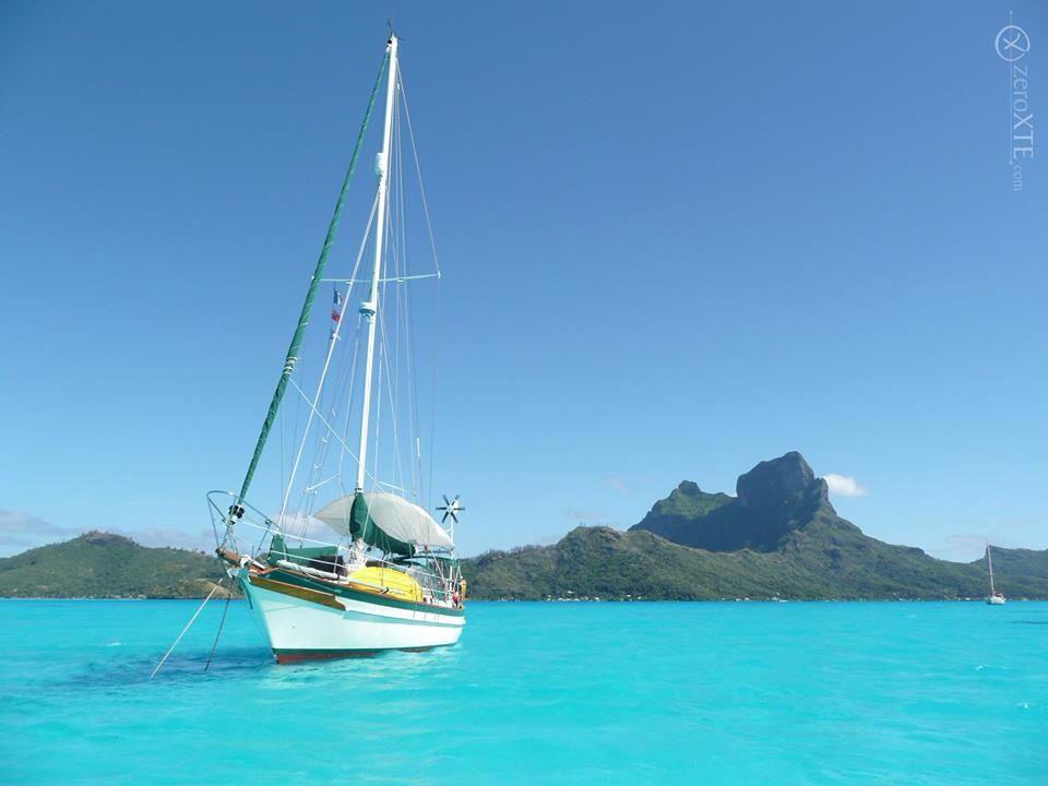 Set sail for your dream destination --> BORA BORA! | boraboraphotos.com
