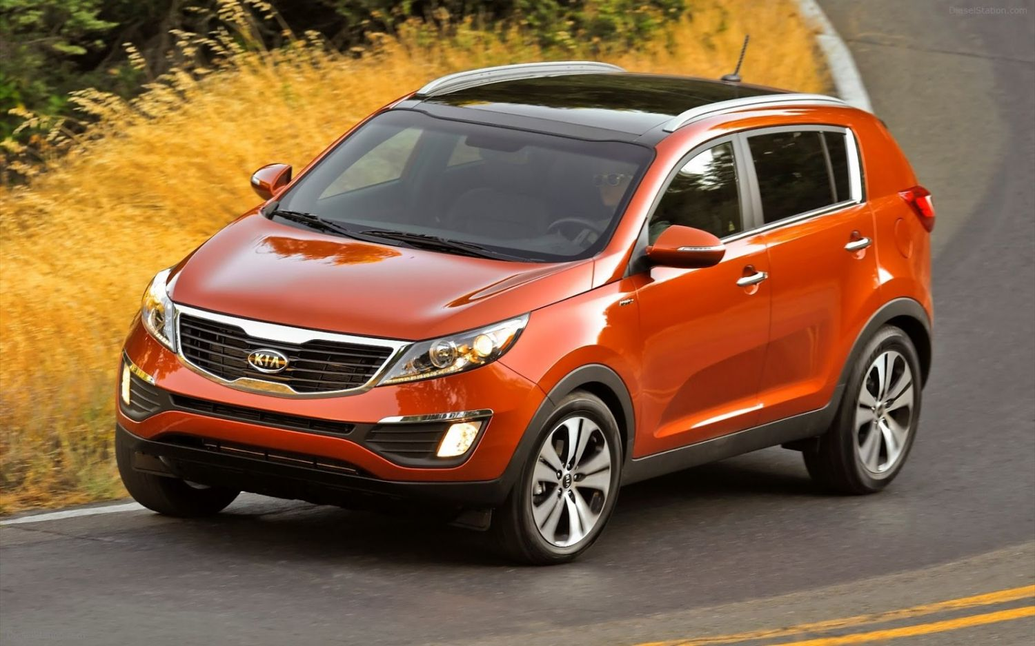 Kia Sportage 2017 Not Sure What Color I Want But This Is Nice Small Suv