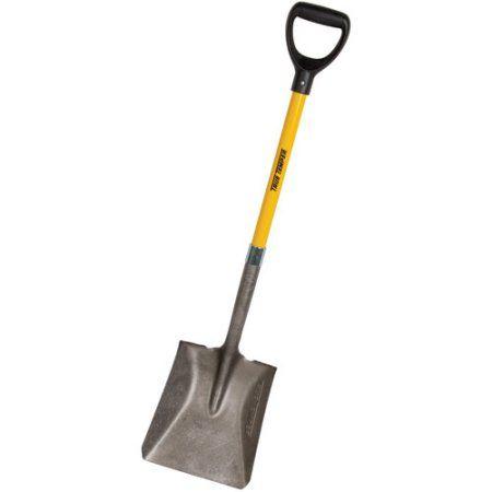 Patio Garden Shovel Steel Handle