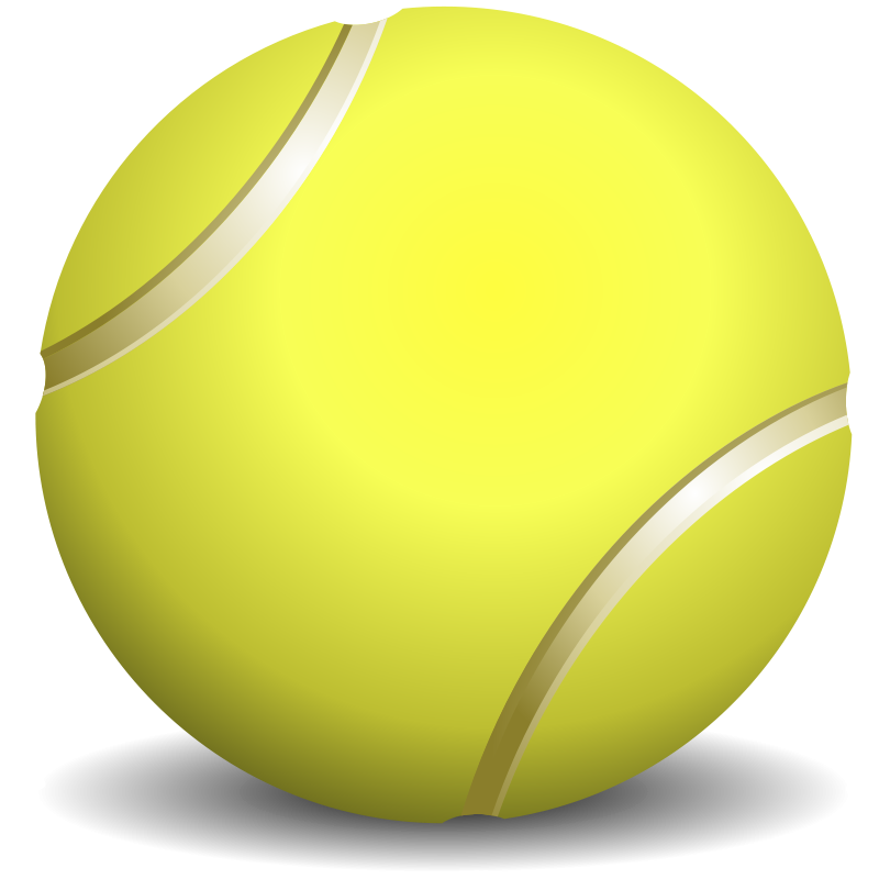 Free Pictures Of Sports Balls Download Free Clip Art Free Clip Art On Clipart Library Tennis Ball Tennis Sports Clips