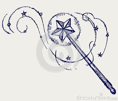 Popular Magic wand