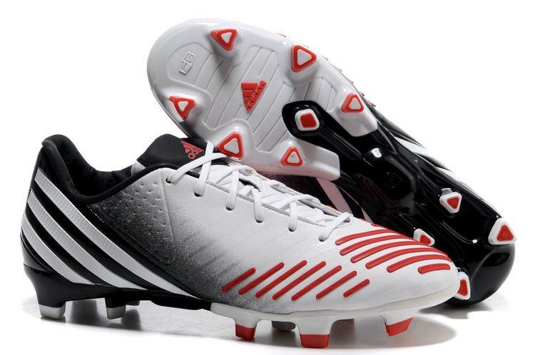 3f43e990059c Adidas Predator 2012 LZ TRX FG Running White Infrared Black Cheap Soccer  Shoes  59.99
